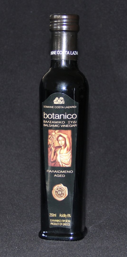 Aceto Botanico Lazaridi Brown Seal - 250ml