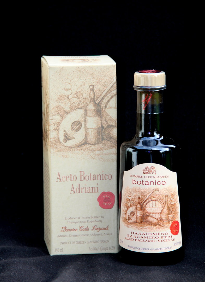 Aceto Botanico Adriani Red Seal - 250ml